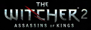300px The Witcher 2 logo