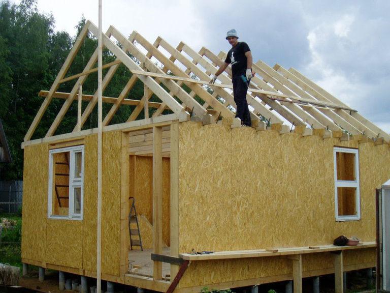 Каркасные дома – энерго эффективное решение