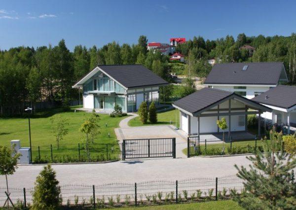 Бизнес классификация жилья OSKO HAUS