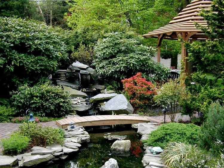 Выбор склонов для садовых растений