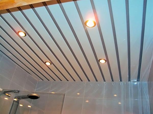 Как быстро и качественно сделать подвесной реечный потолок