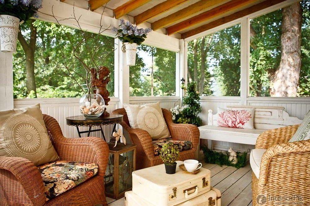 Как создать легкий летний интерьер