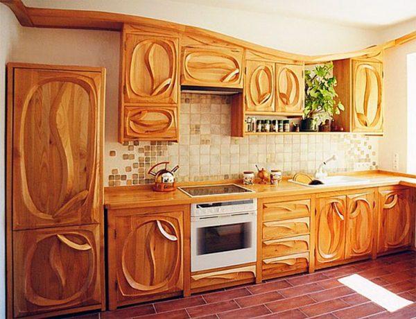 Преимущества деревянной корпусной мебели