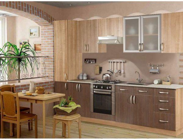 Кухонная мебель - фасады