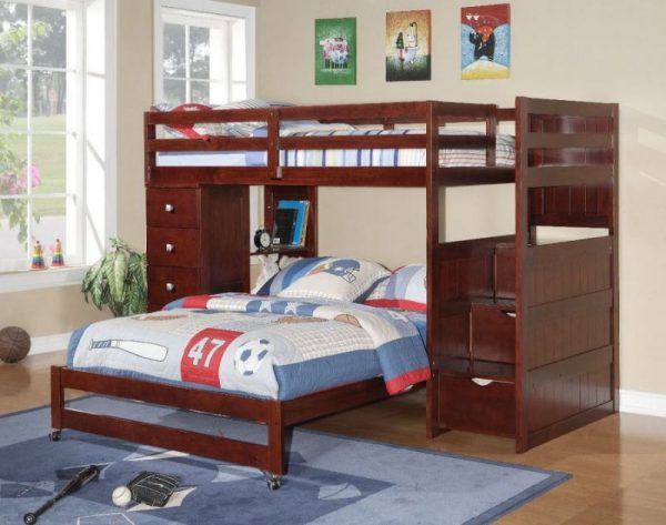 Двухъярусные кровати и их особенности