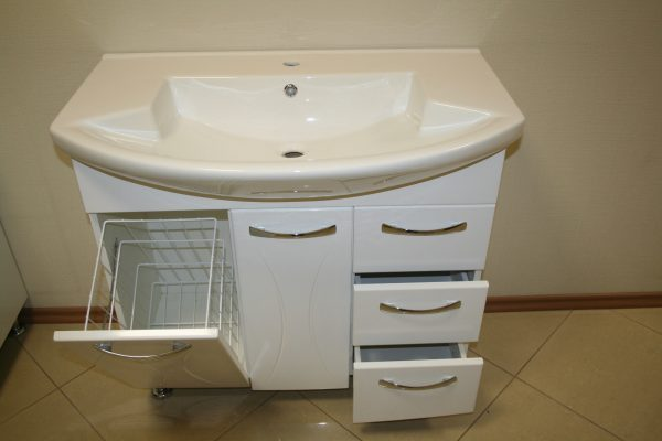 Мебель для ванной комнаты - тумба