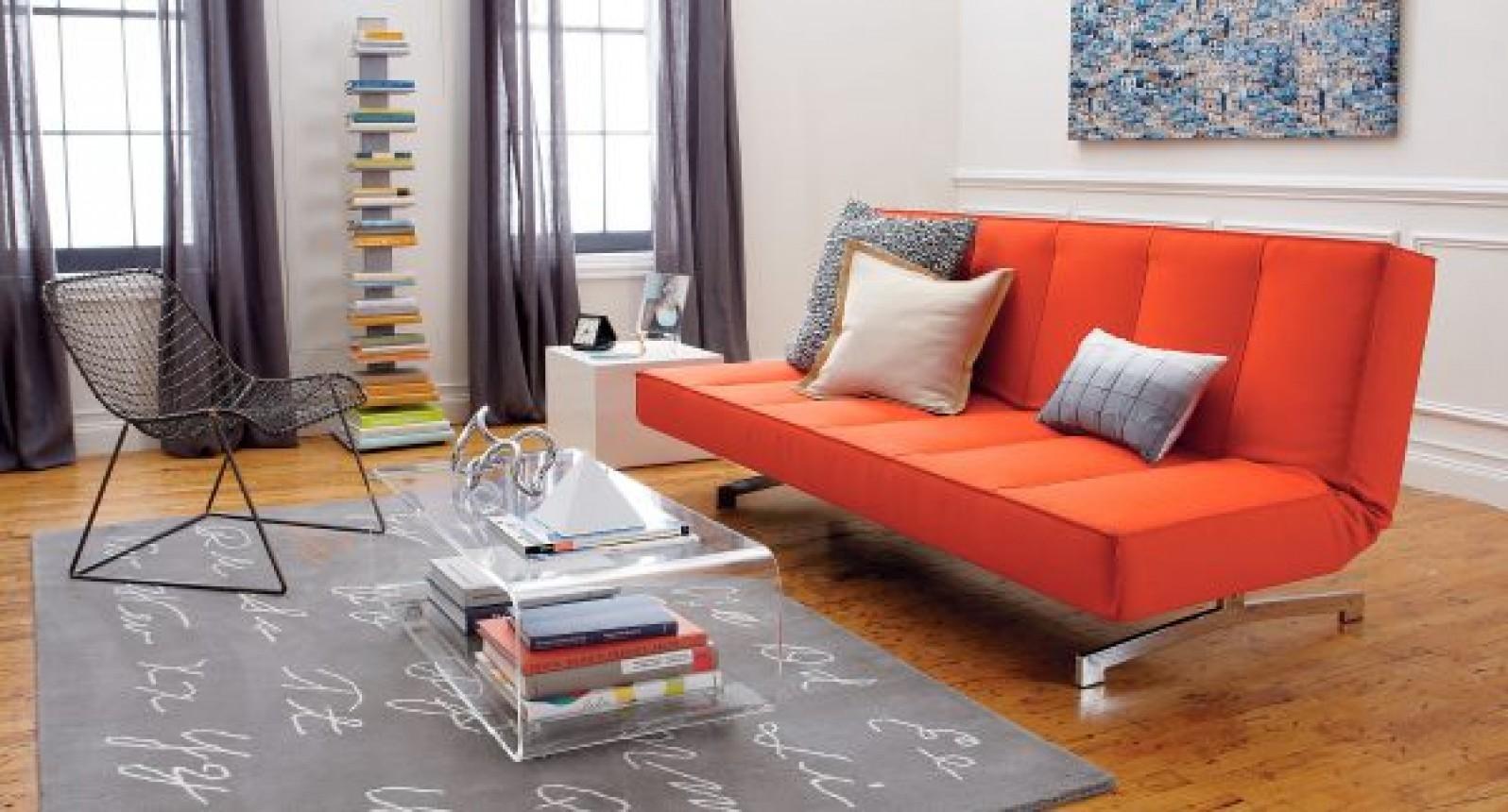 Выбираем диван для маленькой комнаты