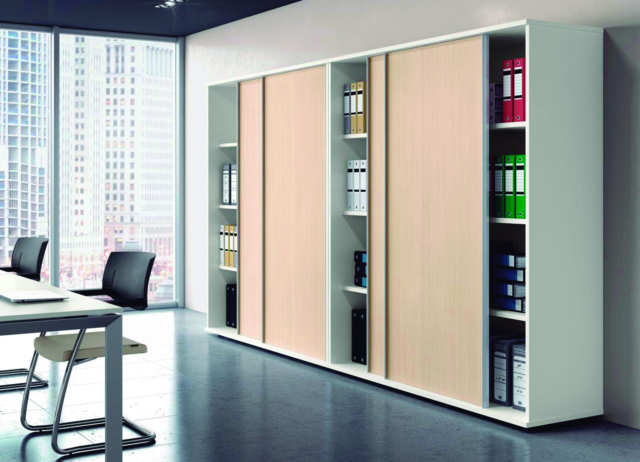Офисные шкафы на любой вкус